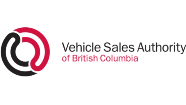 Vehicle Sales Authority of British Columbia (VSA) logo